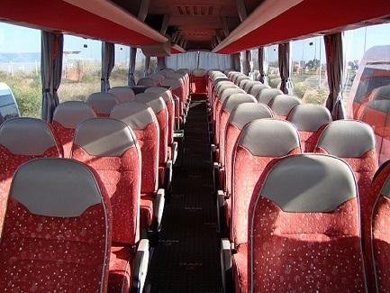 Man 50 sjedala autobus prijevoz