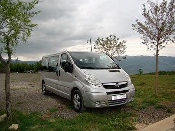 Kombi prijevoz putnika Zadar