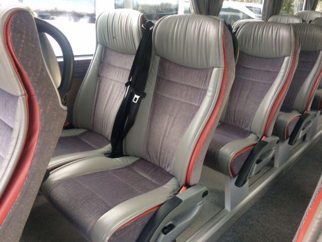 Neoplan Cityliner Bus transfer Dalmatia