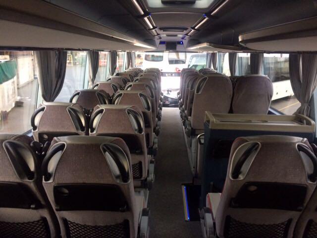 Neoplan Cityliner Bus transfer price