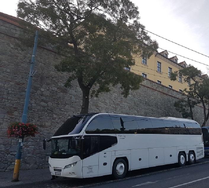 Neoplan Cityliner Bus transfer renr