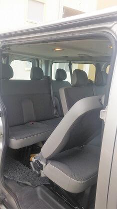 Transfers with Minivan